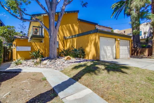 4032 Centre Street 7G, San Diego, CA 92103 (#170049280) :: Carrington Real Estate Services
