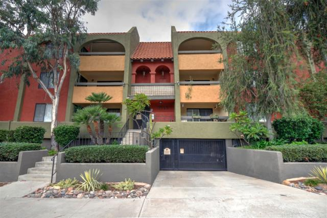 3930 Centre Street #307, San Diego, CA 92103 (#170049519) :: Welcome to San Diego Real Estate