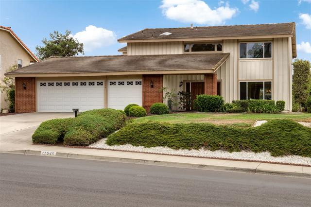17540 Frondoso Dr, San Diego, CA 92128 (#170049669) :: Coldwell Banker Residential Brokerage