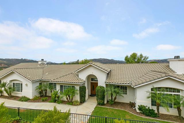 10493 Coyote Hill Glen, Escondido, CA 92026 (#170049689) :: Coldwell Banker Residential Brokerage