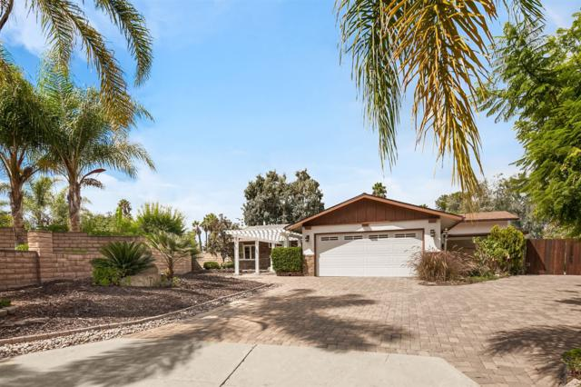 515 Wild Horse Ln, San Marcos, CA 92078 (#170049734) :: Coldwell Banker Residential Brokerage