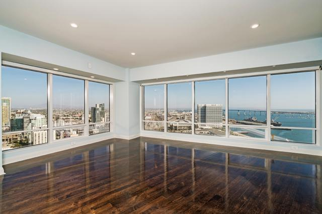 200 Harbor Drive #3301, San Diego, CA 92101 (#170049755) :: Welcome to San Diego Real Estate