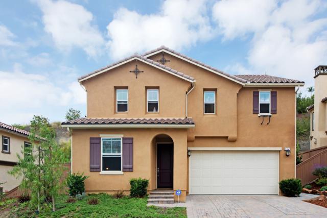 1747 Avenida Regina, San Marcos, CA 92069 (#170049758) :: Coldwell Banker Residential Brokerage