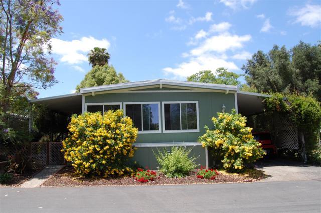 3909 Reche #158, Fallbrook, CA 92028 (#170049766) :: Coldwell Banker Residential Brokerage