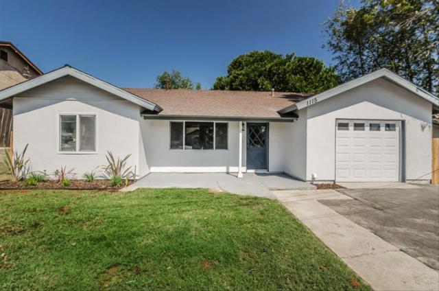 1115 North Dr, Vista, CA 92083 (#170049808) :: Coldwell Banker Residential Brokerage