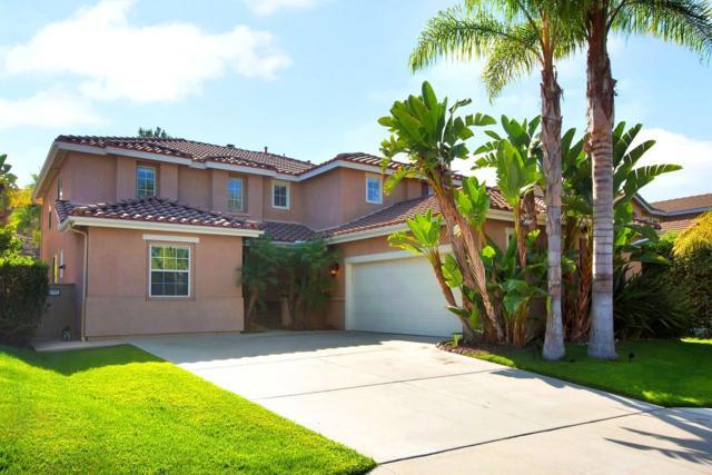 706 Via Cafetal, San Marcos, CA 92069 (#170049909) :: Coldwell Banker Residential Brokerage