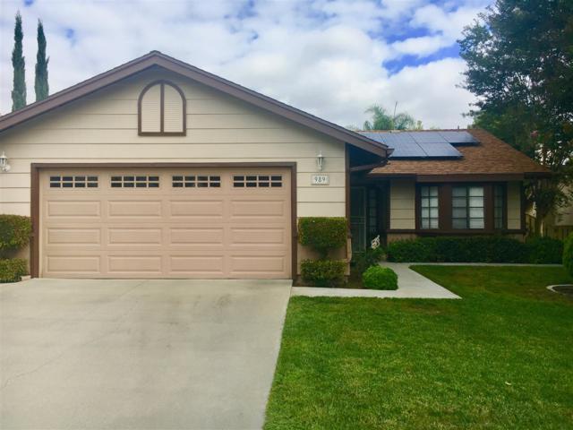 989 Ashton, Vista, CA 92081 (#170049924) :: Coldwell Banker Residential Brokerage