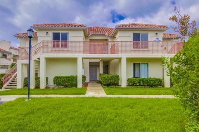 500 Lands End Way #161, Oceanside, CA 92058 (#170049931) :: Coldwell Banker Residential Brokerage