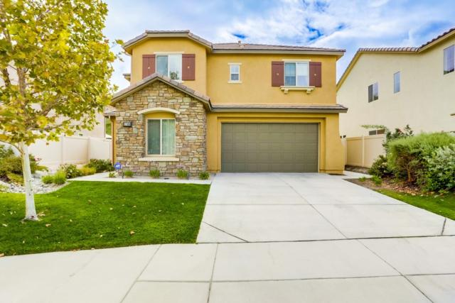 17166 Silk Tree Way, Canyon Country, CA 91387 (#170049941) :: Coldwell Banker Residential Brokerage