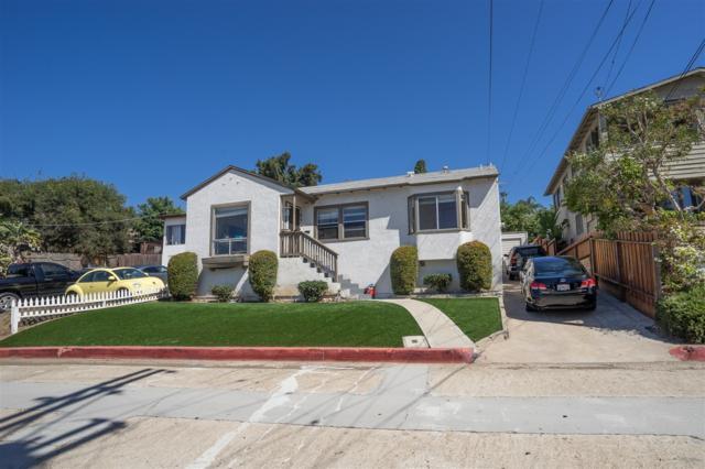 3719-3723 Columbia St, San Diego, CA 92103 (#170051168) :: Keller Williams - Triolo Realty Group