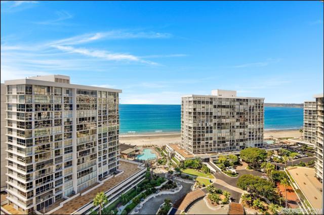 1770 Avenida Del Mundo #1509, Coronado, CA 92118 (#170051639) :: Ascent Real Estate, Inc.