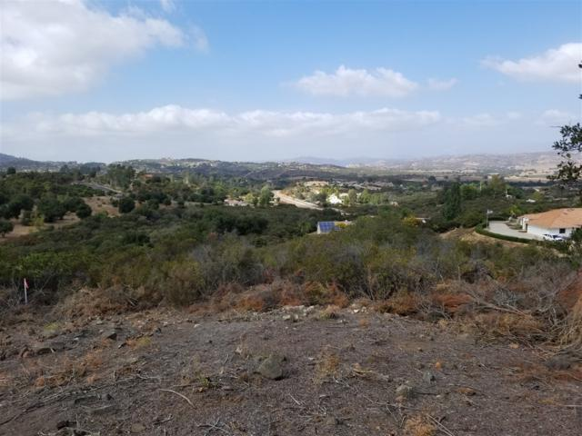 LOT 2 Mt Woodson Heights #2, Ramona, CA 92065 (#170051657) :: The Yarbrough Group
