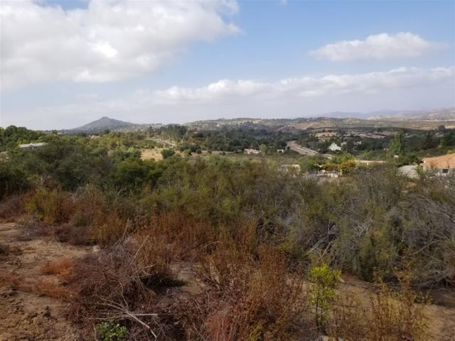 LOT 4 Mt Woodson Heights #4, Ramona, CA 92065 (#170051659) :: Farland Realty