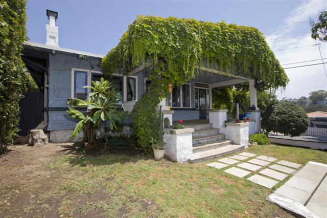 802 W Nutmeg St, San Diego, CA 92103 (#170052013) :: Keller Williams - Triolo Realty Group