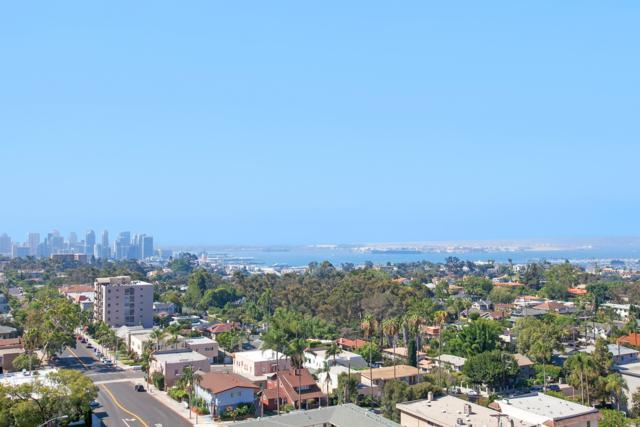 3535 S 1st Ave 14B, San Diego, CA 92103 (#170052355) :: Welcome to San Diego Real Estate