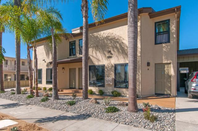 1280 Robinson Ave B, San Diego, CA 92103 (#170053170) :: The Yarbrough Group