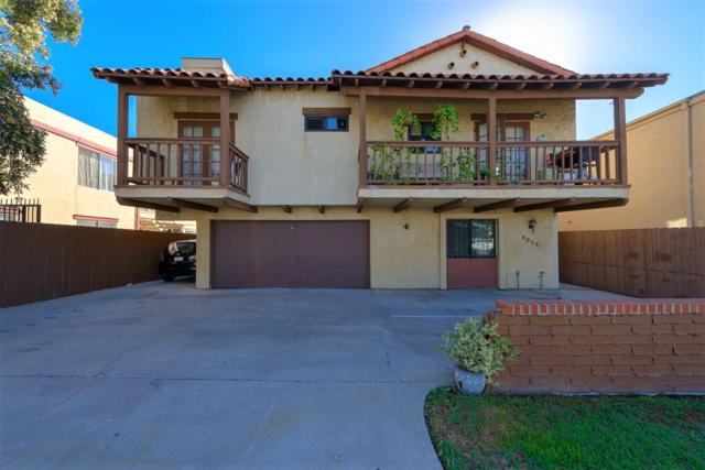 4055 36Th St #5, San Diego, CA 92104 (#170053309) :: PacifiCal Realty Group