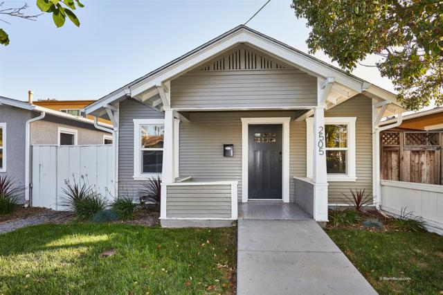 2505 Lincoln Ave., San Diego, CA 92104 (#170053358) :: Keller Williams - Triolo Realty Group