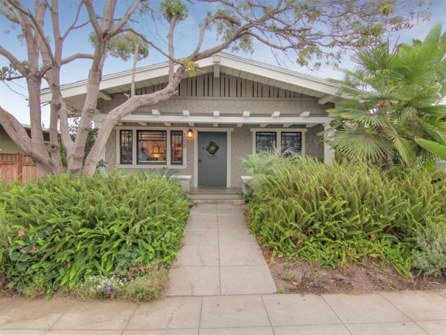 1009 Hunter St, San Diego, CA 92103 (#170053405) :: PacifiCal Realty Group