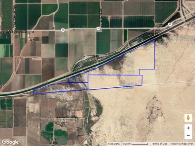 538.1 acre State Hwy 98 #17, Calexico, CA 92231 (#170053491) :: Keller Williams - Triolo Realty Group
