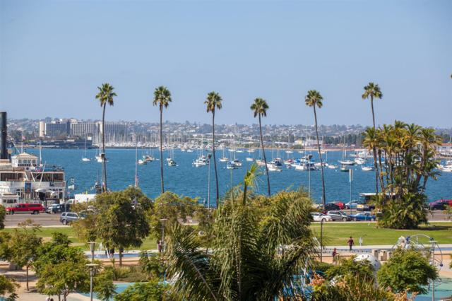 1431 Pacific Hwy #513, San Diego, CA 92101 (#170053663) :: The Yarbrough Group