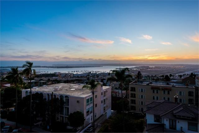 2414 Front St 11C, San Diego, CA 92101 (#170053976) :: Coldwell Banker Residential Brokerage