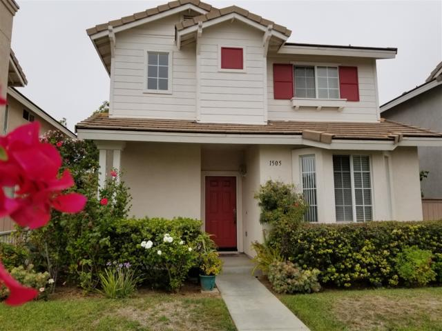 1505 Fieldbrook, Chula Vista, CA 91913 (#170053993) :: Teles Properties - Ruth Pugh Group