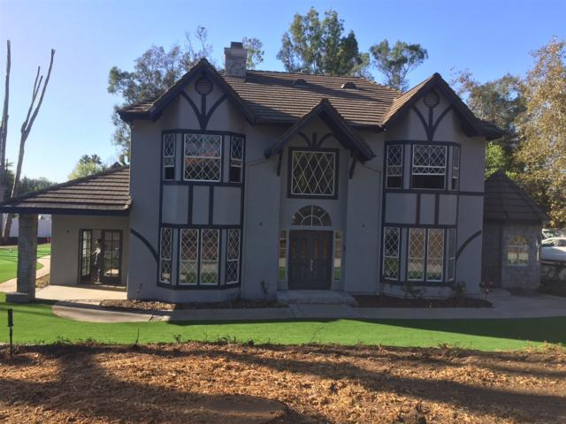 12880 Stone Canyon Rd, Poway, CA 92064 (#170054010) :: PacifiCal Realty Group