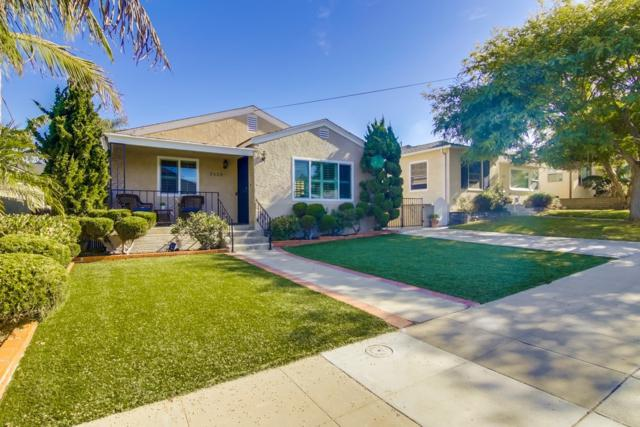 3628 Oliphant St., San Diego, CA 92106 (#170054077) :: The Yarbrough Group