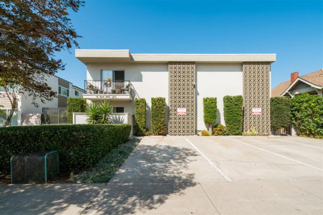 1254 Robinson Ave #7, San Diego, CA 92103 (#170054111) :: The Yarbrough Group