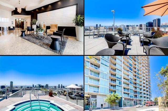 1080 Park Blvd #206, San Diego, CA 92101 (#170054169) :: Coldwell Banker Residential Brokerage