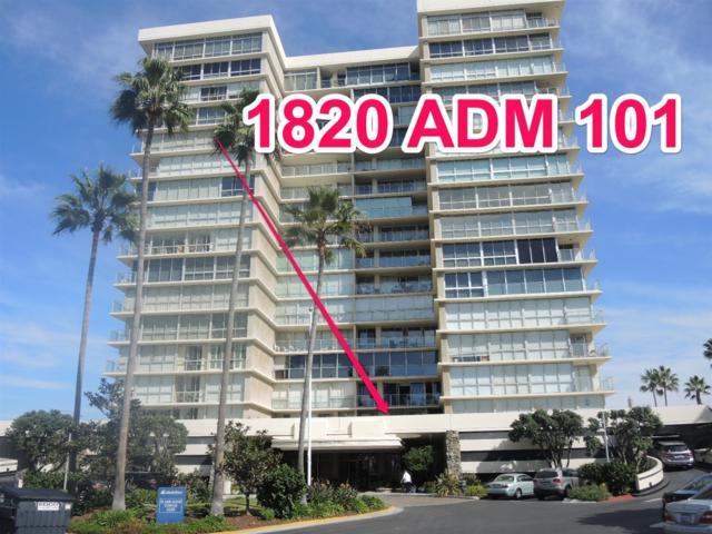 1820 Avenida Del Mundo #101, Coronado, CA 92118 (#170054176) :: Neuman & Neuman Real Estate Inc.