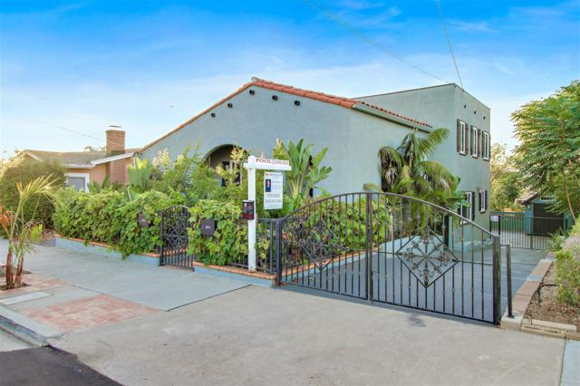 1052-1054 Lincoln Avenue, San Diego, CA 92103 (#170054228) :: Neuman & Neuman Real Estate Inc.