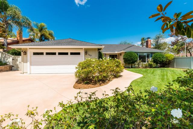 720 Crest Drive, Encinitas, CA 92024 (#170054444) :: Beachside Realty