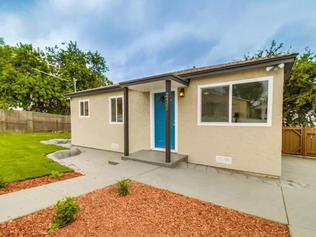 2422 W Jewett Street, San Diego, CA 92111 (#170054507) :: Neuman & Neuman Real Estate Inc.