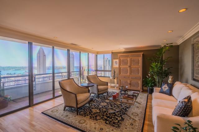 700 Front St #1605, San Diego, CA 92101 (#170054632) :: Neuman & Neuman Real Estate Inc.