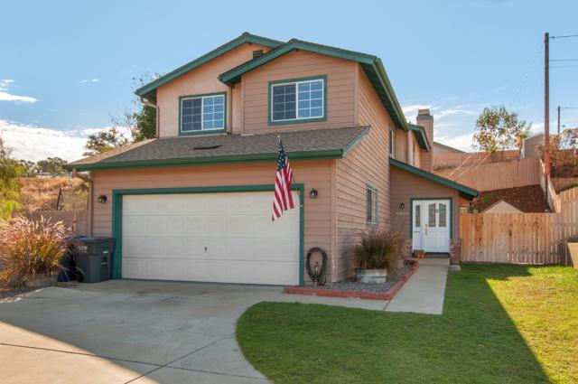 8529 Calle De Buena Fe, El Cajon, CA 92021 (#170054644) :: Neuman & Neuman Real Estate Inc.