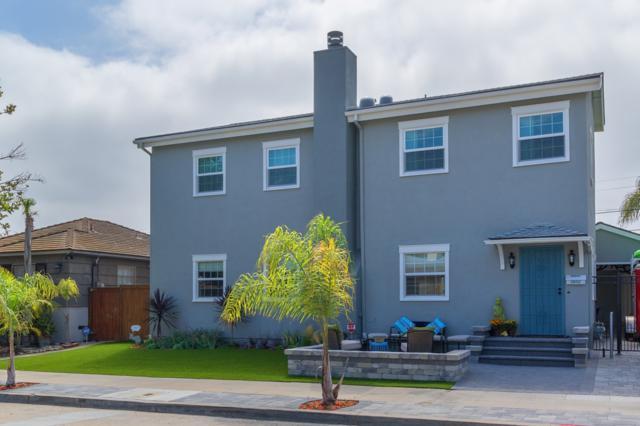 3652 Yosemite Street, San Diego, CA 92109 (#170054678) :: The Yarbrough Group