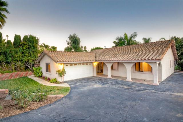 215 Via Cassandra, Fallbrook, CA 92028 (#170054755) :: Allison James Estates and Homes