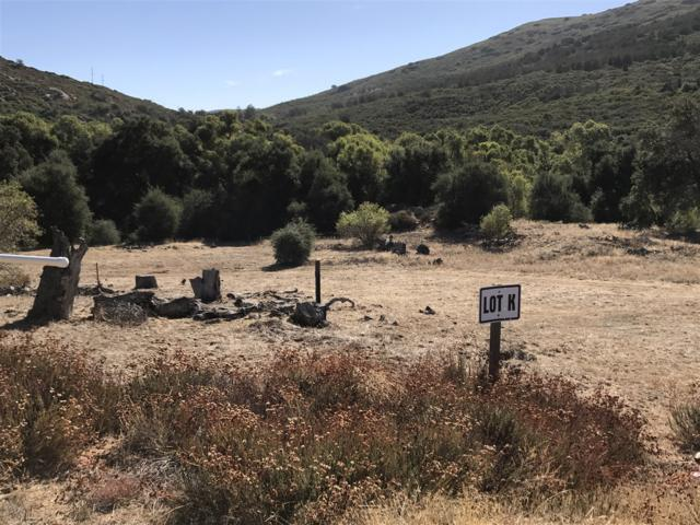0000 Old Highway 80 K64, Descanso, CA 91916 (#170054948) :: The Yarbrough Group