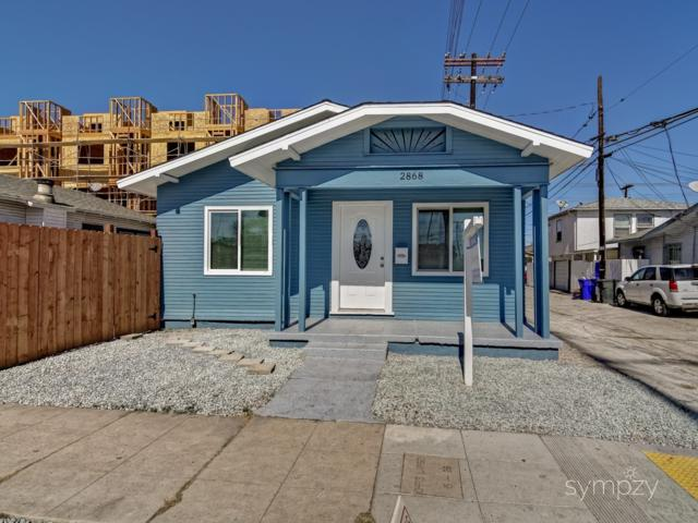 2868 Howard Ave, San Diego, CA 92104 (#170054963) :: Whissel Realty