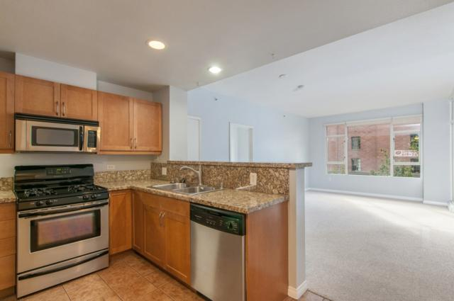 530 K Street #204, San Diego, CA 92101 (#170055001) :: California Real Estate Direct