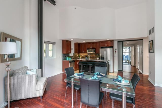 550 15th St #102, San Diego, CA 92101 (#170055155) :: Whissel Realty