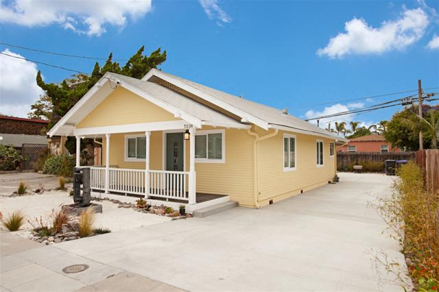 5034 Long Branch Ave, San Diego, CA 92107 (#170055833) :: Whissel Realty