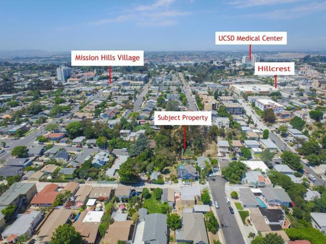 0 Bush St 35 & 36 35 & 36, San Diego, CA 92103 (#170056107) :: Keller Williams - Triolo Realty Group