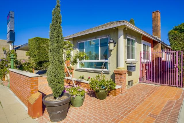 3975 Front St, San Diego, CA 92103 (#170056845) :: Keller Williams - Triolo Realty Group