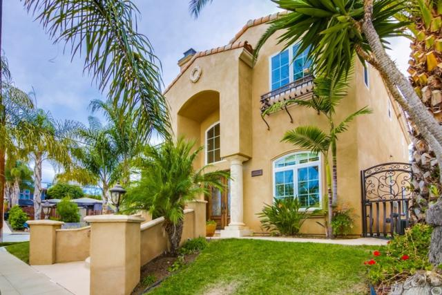 1230 W Brookes Ave, San Diego, CA 92103 (#170057680) :: Keller Williams - Triolo Realty Group