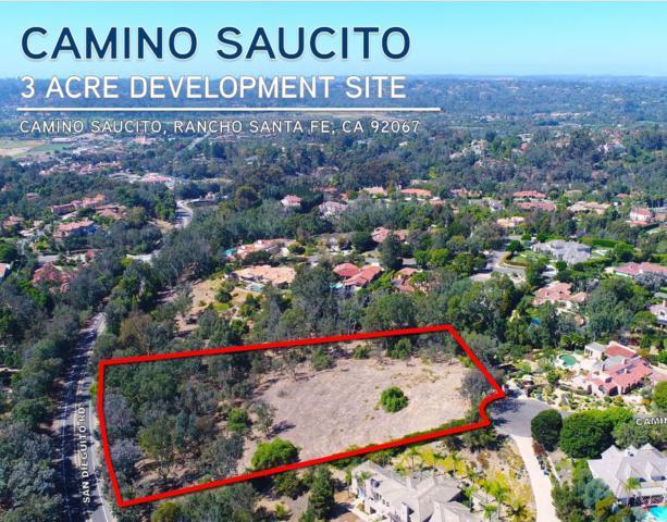 000 Camino Saucito #000, Rancho Santa Fe, CA 92067 (#170057726) :: Klinge Realty