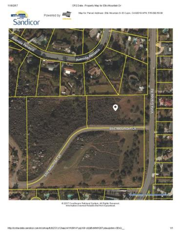 Ellis Mountain Rd Parcel #2, El Cajon, CA 92019 (#170057882) :: Impact Real Estate