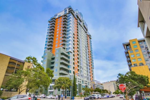 300 W Beech St #307, San Diego, CA 92101 (#170058161) :: Welcome to San Diego Real Estate